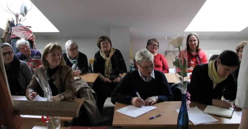 Лекция для иконописцев Финляндии