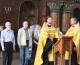 Вручение дипломов и благодарственный молебен